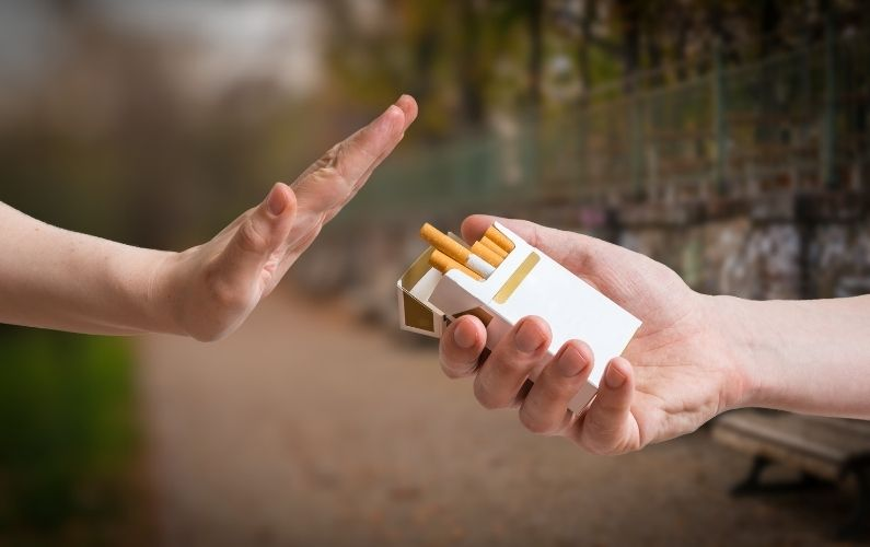 The Health Risks of Smoking + How to Quit